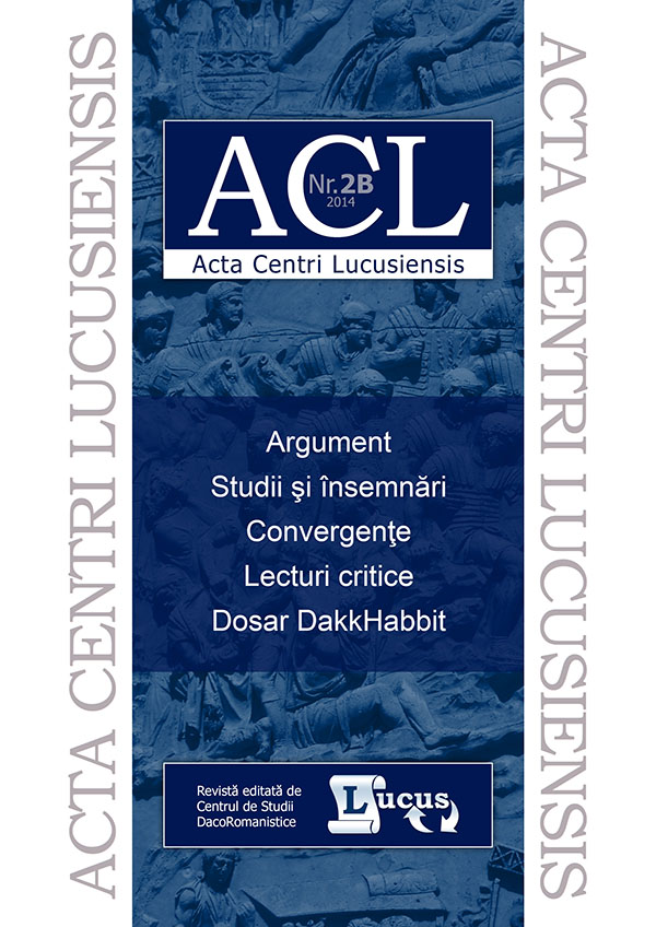 ACL nr. 2B/2014